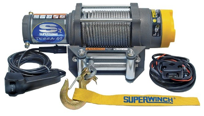 Лебедки Superwinch Terra 45 12В