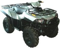 Расширители арок для Kawasaki 650 | 750 Direction 2 Inc (OFSK1000)