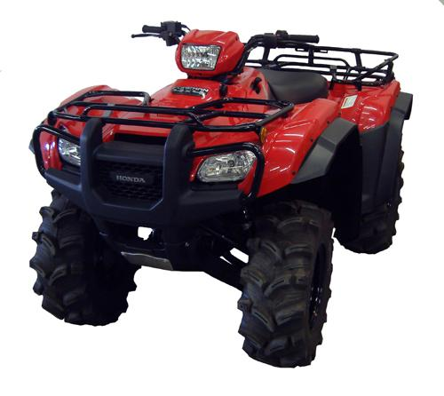 Расширители арок для HONDA TRX 500 FOREMAN (2012 г. в.) DIRECTION 2 INC (OFSH4000)