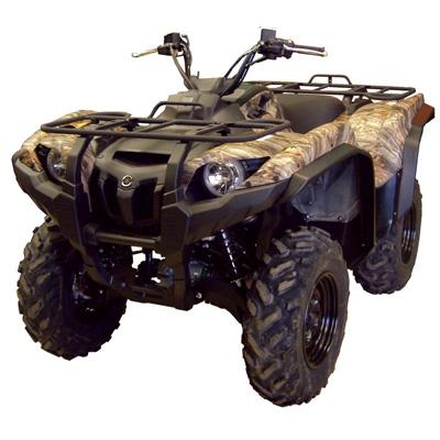 Расширители арок для YAMAHA GRIZZLY 550 | 700 FI Direction 2 Inc (OFSGZ1000)